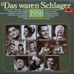 Various – Das Waren Schlager 1956   Polydor – 2459 002