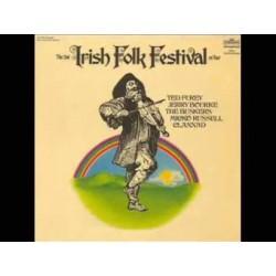 Various – The 2nd Irish Folk Festival On Tour  1975 Intercord – 27 778-0