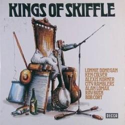 Various – Kings Of Skiffle|1973 Decca – DS 3212/1-2