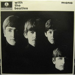 Beatles The ‎– With The Beatles|1963/1995 Parlophone ‎– PMC 1206