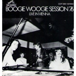 Various – Boogie Woogie Session '76 (Live In Vienna)|1988 66035 Club Edition