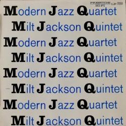 Modern Jazz Quartet The- Milt Jackson Quintet – M J Q  PRESTIGE 7059-Denmark