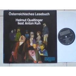 Qualtinger Helmut  liest Anton Kuh – Österreichisches Lesebuch|Preiser Records – PR 3006