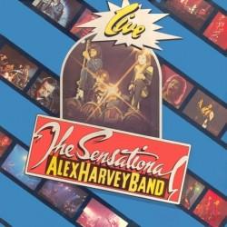 Sensational Alex Harvey Band, The – Live|1975 Vertigo 6370 408