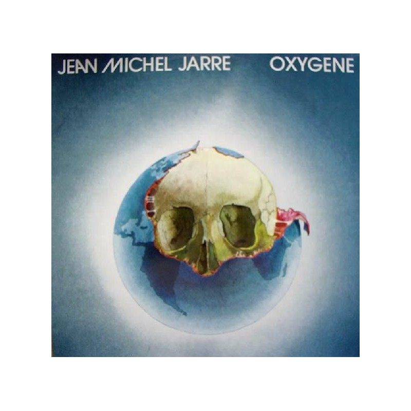 Jarre  Jean-Michel – Oxygene |1976      Polydor – 2344 068