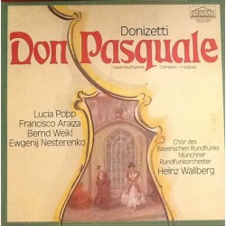 Donizetti ‎Gaetano– Don Pasquale |1979 Parnass ‎– 31 403 9 -2LP-Box