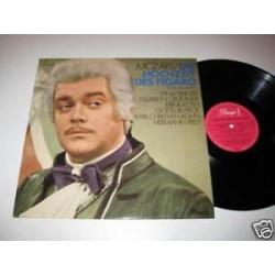 Mozart/Berger/Grümmer/Frick/Prey/Hochzeit des Figaro-Querschnitt|62712 Club Edition