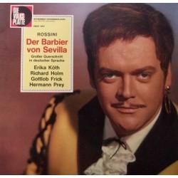 Rossini  Gioacchino – Der Barbier von Sevilla-Großer Querschnitt In Deutscher Sprache| Die Volksplatte – SMVP 8021