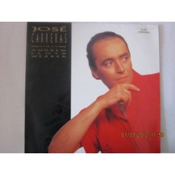 Carreras  José –sings Andrew Lloyd Webber |1989    TELDEC – 256 924-1