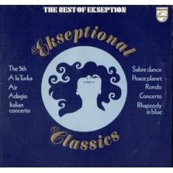 Ekseption – The Best Of Ekseption|1974   6410 044 Netherlands