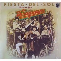 Los Paraguayos Y Reynaldo Meza – Fiesta Del Sol  1976 Philips – 6303161