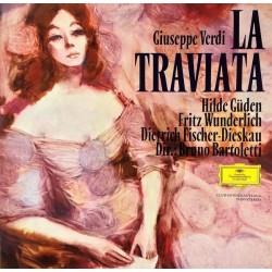 Verdi Giuseppe - Hilde Güden, Fritz Wunderlich, Dietrich Fischer-Dieskau.. – La Traviata |1967 DG – 95 099