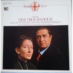 Verdi, Callas, Di Stefano...Karajan -Orchestra Del Teatro Alla Scala Di Milano – Der Troubadour |EMI 66449-Club Edition-3LP