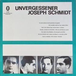 Schmidt Joseph – Unvergessener Joseph Schmidt |EMI Columbia – 55 301-Club Edition