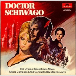 Doctor Schiwago-Maurice Jarre  (The Original Soundtrack Album)|Polydor 94077 Club Edition
