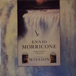 Morricone  Ennio – The Mission -Original Soundtrack|1986     Virgin – V2402