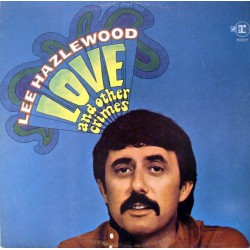 Hazlewood ‎ Lee – Love And Other Crimes |1968     Reprise Records RS 6297