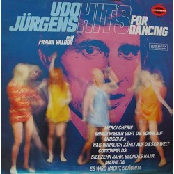 Valdor ‎ Frank – Udo Jürgens Hits For Dancing | Somerset ‎– 699 -mit Original-Autogramm !!!
