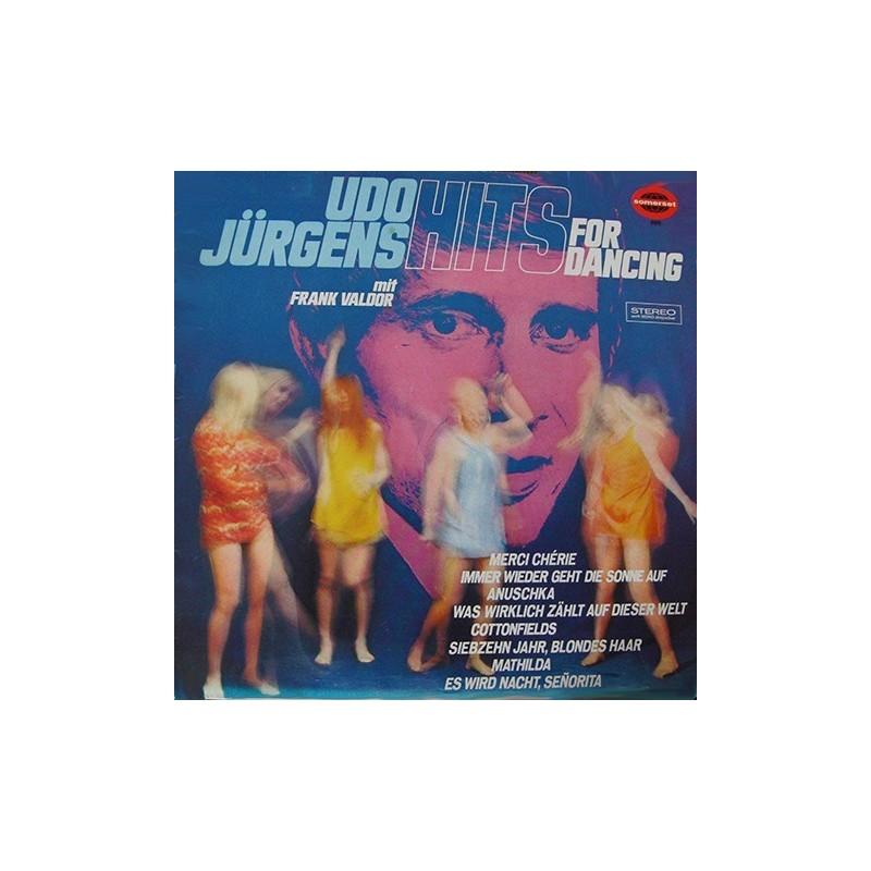 Valdor  Frank – Udo Jürgens Hits For Dancing | Somerset – 699 -mit Original-Autogramm !!!
