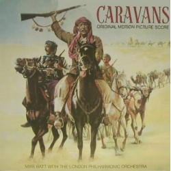 Batt  Mike with The London Philharmonic Orchestra ‎– Caravans (Original Soundtrack) |1979    CBS 70164