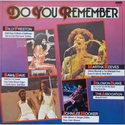 Various – Do You Remember | Curcio – HRD-11 (6+7)