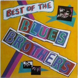 Blues Brothers ‎ The – Best Of |1981 Atlantic ‎– ATL K 50 858