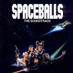 Various – Spaceballs (The Soundtrack) |1987      Wea – 255 193-1