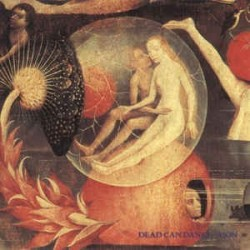 Dead Can Dance ‎– Aion |1990 Rough Trade RTD 158
