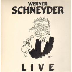 Schneyder Werner- Christoph Pauli Trio – Live|1985      Alpha Music  – 398 006