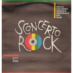 Nannini Gianna ‎– Sconcerto Rock (Dalla Colonna Originale Del Film)|1983 Metronome 817 541-1 Germany