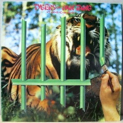 Tygers Of Pan Tang ‎– The Cage |1982      MCA Records ‎– 204 962