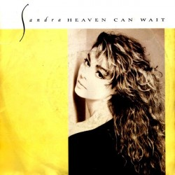 Sandra ‎– Heaven Can Wait |1988      Virgin ‎– 111 507-Single