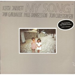 Jarrett Keith – My Song|1978      ECM 1115