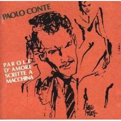 Conte Paolo – Parole D&8217Amore Scritte A Macchina|1990 9031-72778-1 Germany