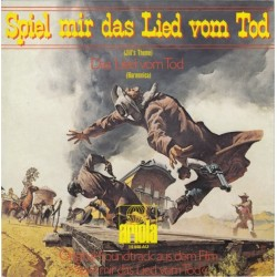 Morricone  Ennio – Spiel Mir Das Lied Vom Tod  1969     Ariola – 14 440 AU -Single