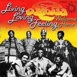 Osibisa – Living Loving Feeling  1977 Bronze – 11 797 AT -Single