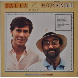 Dalla Lucio / Gianni Morandi ‎– In Europa|1989 Ariola 209 653 Germany