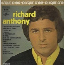 Anthony Richard  ‎– Disque D&8217Or|1980  64351 Club Edition
