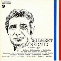 Bécaud Gilbert – Anthology  EMI Electrola – 1 C 152-12 653/54