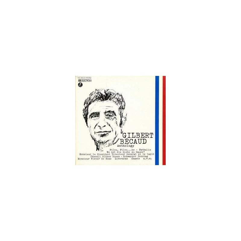 Bécaud Gilbert – Anthology| EMI Electrola – 1 C 152-12 653/54