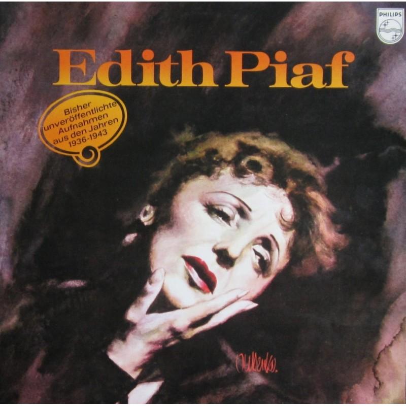 Piaf Edith – Hommage À Édith Piaf| Philips 6620021