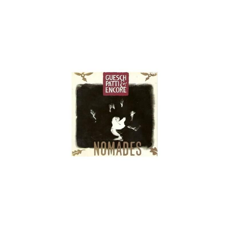 Guesch Patti & Encore – Nomades|1989 EMI64-7938761Italy