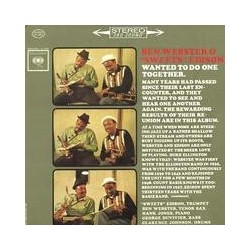 "Webster Ben & ""Sweets"" Edison ‎– Wanted To Do One Together