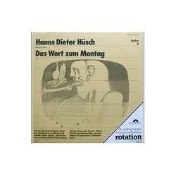 Hüsch Hanns Dieter – Das Wort Zum Montag|1976     Polydor – 2428 112