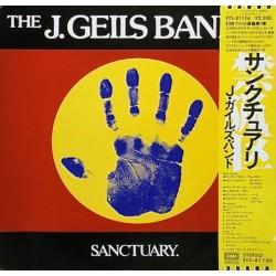 Geils  J. Band The– Sanctuary.|1978    EYS -63033