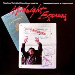 Moroder Giorgio – Midnight Express ( Original Soundtrack)|1978   Casablanca 91 28 018