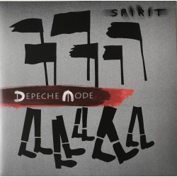 Depeche Mode ‎– Spirit|2017      Columbia ‎– 88985 41165 1
