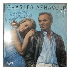 Aznavour Charles – Une Première Danse/La Légende De Stenka Razine 1982 Barclay – 200421