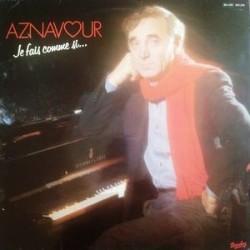 Aznavour Charles – Je Fais Comme Si&8230 1981 Barclay – 200.294