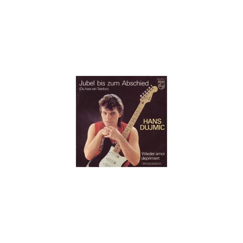 Dujmic Hans Jubel Bis Zum Abschied 1984 Philips 822 014